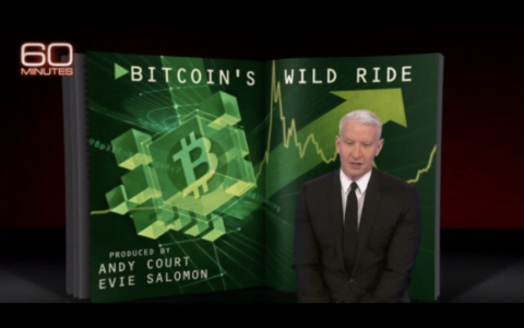 CBS 《60mins》特别节目:比特币的狂野奔途