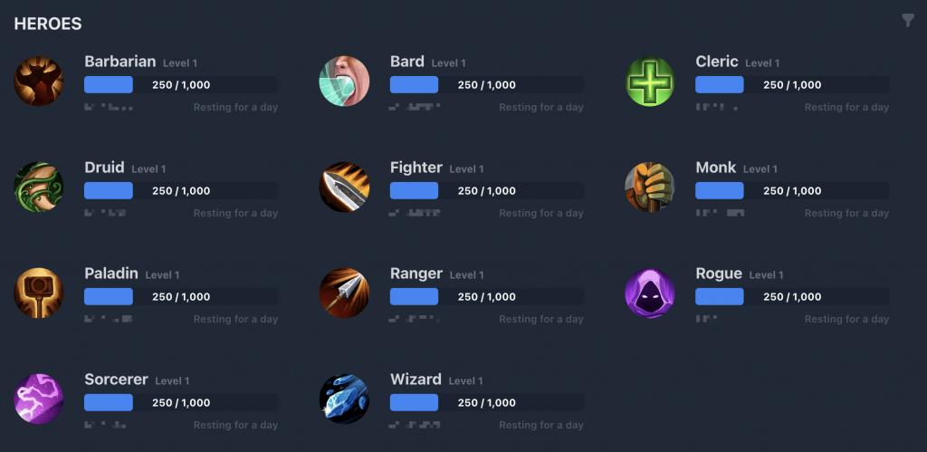 实操教程(实时更新)|Rarity ,来自AC的Fantom元宇宙游戏,可能会是一切的起点